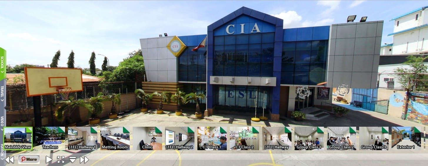 CIA-菲律賓宿霧語言學校