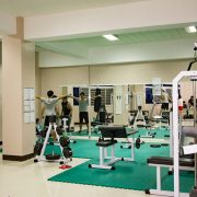 學校_碧瑤_Pines_Chapis gym