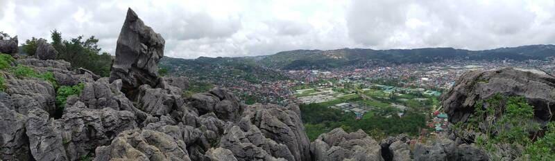 Mt. kalugong 全景