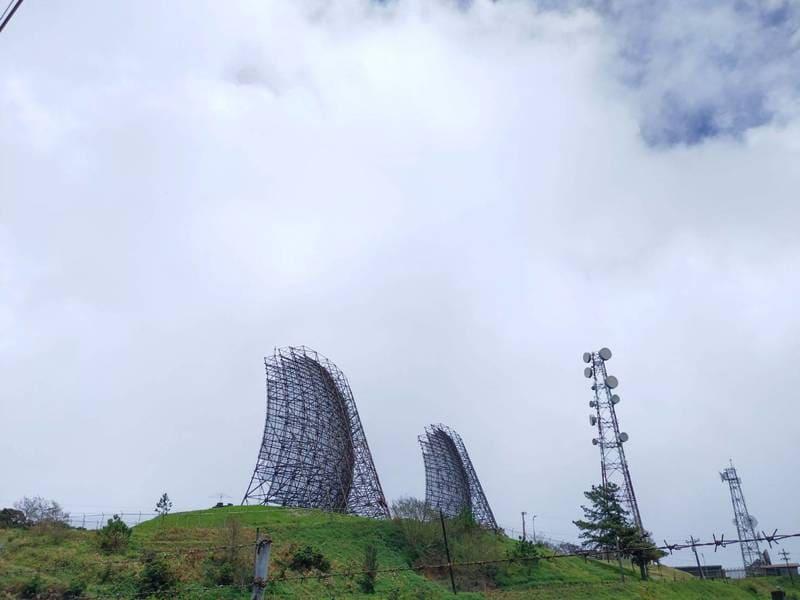 Mt.cabuyoao 風景