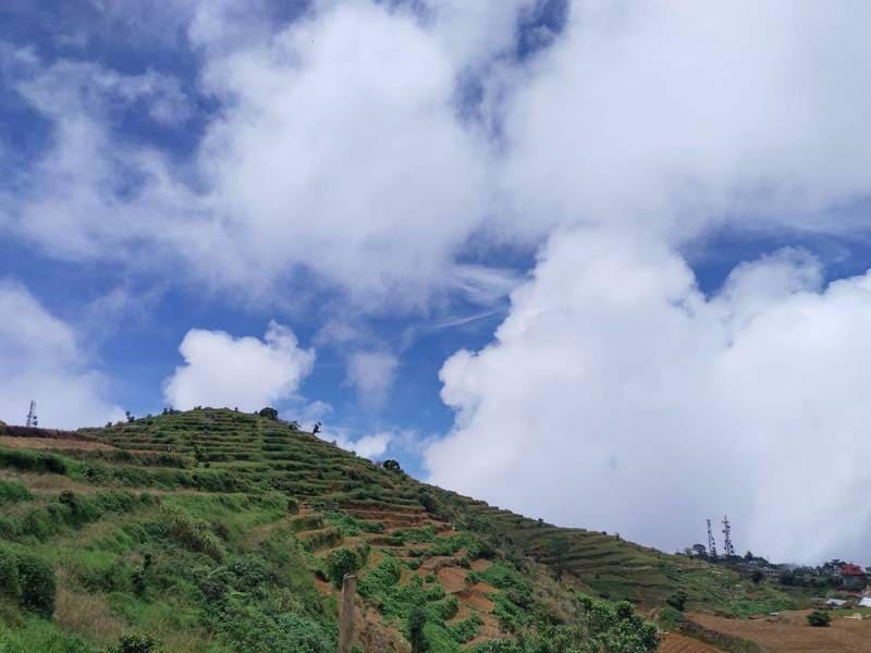 Mt.cabuyoao 山景