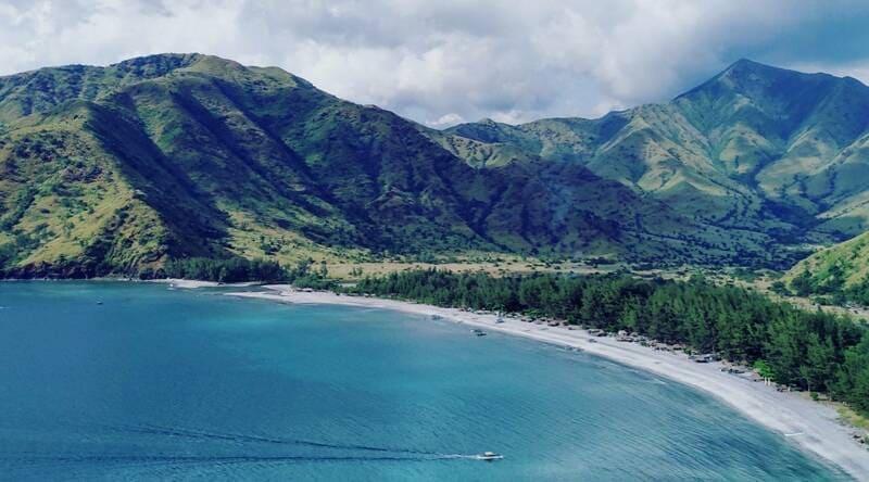 nagsasa cove 風景