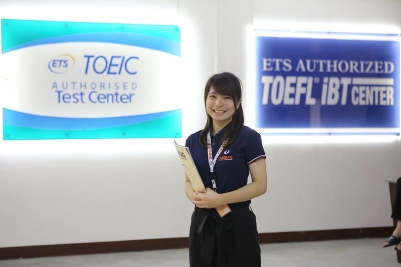 (SMEAG TOEIC&TOEFL官方考場)
