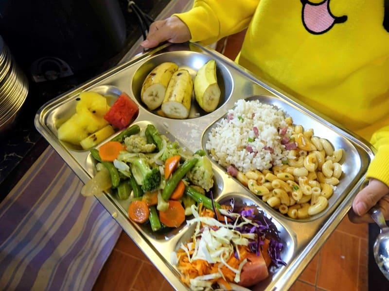 MONOL餐食3